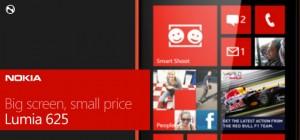 Nokia Lumia 625 (Nokia Max)