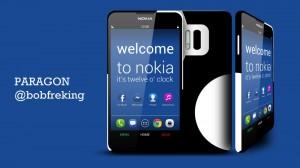Nokia Paragon