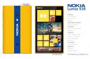 Nokia Lumia 938