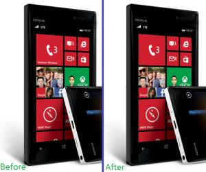 Nokia Lumia 928 вчера и сегодня: найдите одно отличие