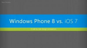 Windows Phone 8 vs. iOS 7