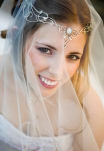 Тиара невесты