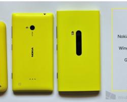 Свежие слухи о Nokia EOS (он же Elvis) (обновлено 06.06.2013)