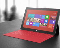 Обновленный Surface RT получит процессор от Qualcomm