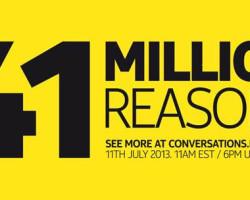 Nokia: 41 миллион причин чтобы увидеть больше!