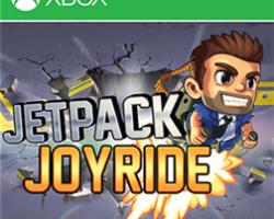 Игра недели отXbox: Jetpack Joyride