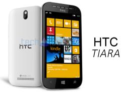 HTC Tiara — уже в июле