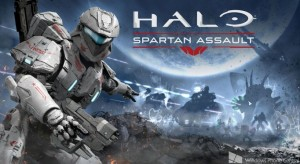 Halo Spartan Assault для Windows Phone 8