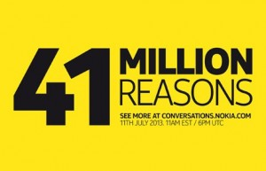 41 Million Reasons