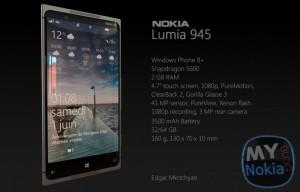 Nokia Lumia 945