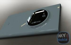 Концепт Nokia EOS