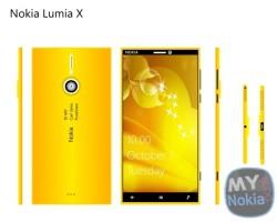 Концепт Nokia Lumia X