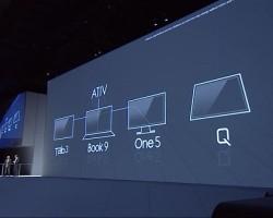 Новые ATIV — устройства Samsung: qHD+, самый тонкий планшет в мире, симбиоз Windows 8.1 и Android