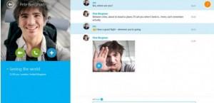 Видеосообщения Skype
