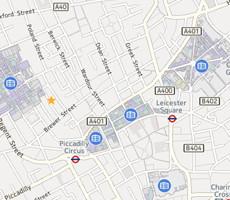 HERE Maps теперь показывают схемы 49000 зданий в 45 странах