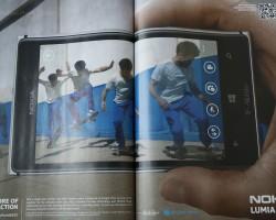 Реклама Lumia 925 в Rolling Stone и Wired