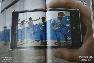 Реклама в Wired