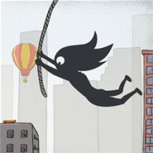 AECity Jump— бесплатный горизонтальный платформер для Windows Phone
