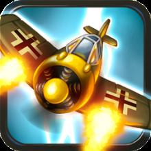 Aces ofthe Luftwaffe— бесплатная самолётная стрелялка для Windows Phone8