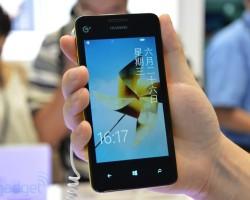 Фотографии Huawei Ascend W2отEngadget
