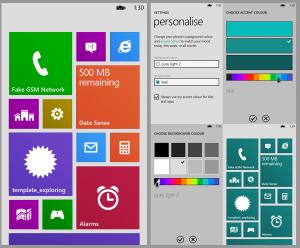 Концепт Windows Phone 8.1