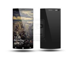 Концепт смартфона Nokia Lumia XXX