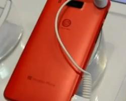 Huawei Ascend W2 — видео