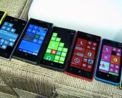 Nokia Lumia 1020 vs. Lumia 925, 920, 820, 720, 620 и 520: видеосравнение