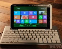 Acer Iconia W3 получит IPS-экран