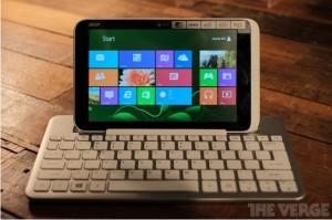 Acer Iconia W3 получит IPS-дисплей