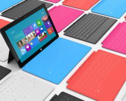 Microsoft меняет iPad на Surface