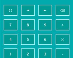 Solution Pro: 'умный калькулятор' для Windows Phone и Windows 8