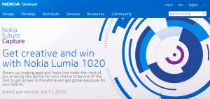 Nokia FutureCapture