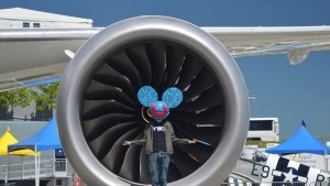 Deadmau5 в маске