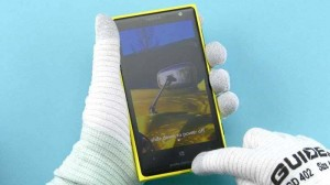 Nokia Lumia 1020 - взгляд изнутри