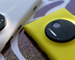 Знакомство с Nokia Lumia 1020: Gorilla Glass 3