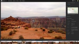 Просмотр панорамных снимков в SkyDrive.com