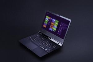 Прототип ноутбука Tobii и Synaptics