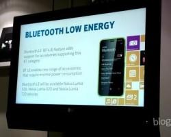 Nokia Lumia 520, 620 и 720 получат поддержку Bluetooth 4.0