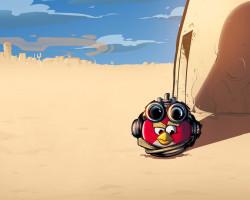 Rovio рассказала о новой Angry Birds Star Wars