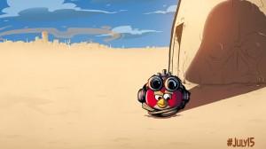 Тизер Angry Birds