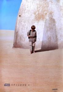 Постер Звездные Войны: Эпизод I. Скрытая Угроза