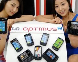 LG выпустит Windows Phone 8 — смартфон