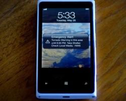 Nokia Lumia 920 на iOS