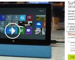 Microsoft снижает цены на Surface Pro