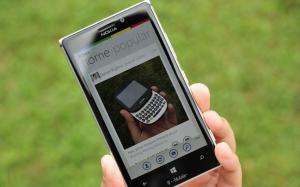 Instance на Windows Phone