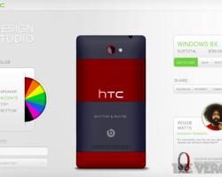 В HTC планировали оформлять смартфоны по желанию пользователя ещё до Motorola