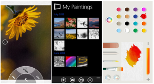 Fresh Paint для Windows Phone 8