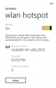 Обновление Huawei Ascend W1 до Windows Phone 8 GDR2