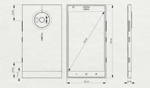 Концепт Nokia Lumia 1025